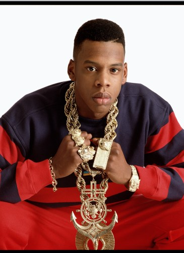 Jay Z NYC 1988 by Timothy White