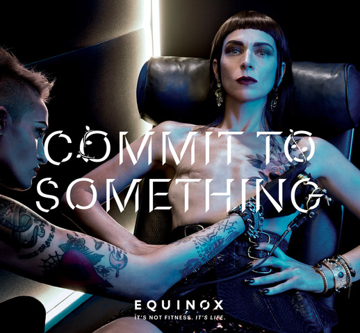 "Equinox Unveils 2017 ""Commit to Something"" Campaign"