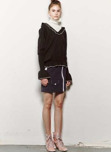 Xiao Li FW 2017 Collection