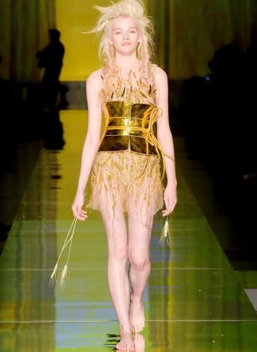 Jean Paul Gaultier Haute Couture S/S 2017
