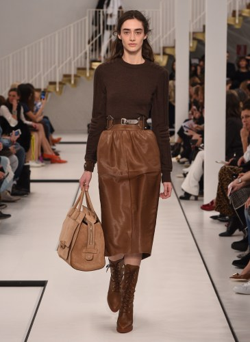 Tod's AW 2017 - Look 10