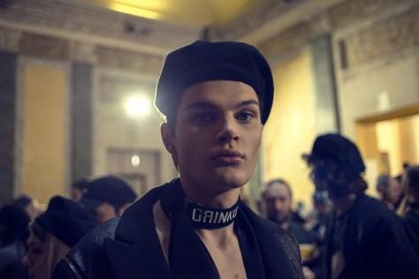 Grinko - Milan Fashion Week FW17 © Brian George