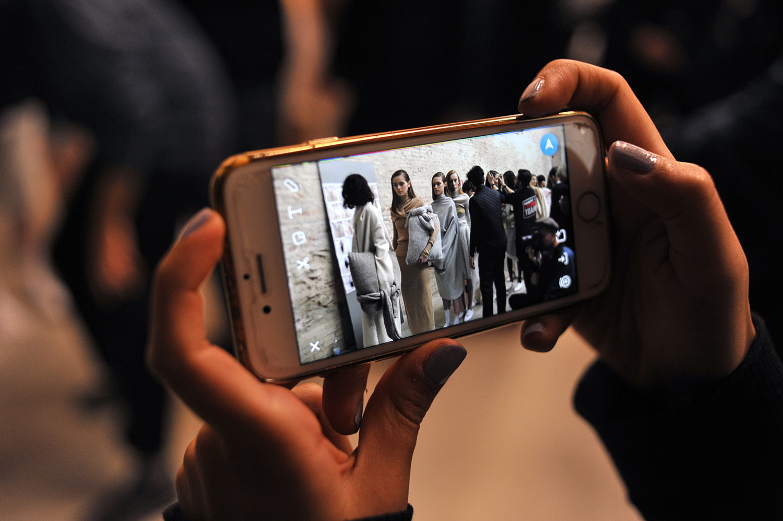 Lucio Vanotti - Milan Fashion Week FW17 © Brian George