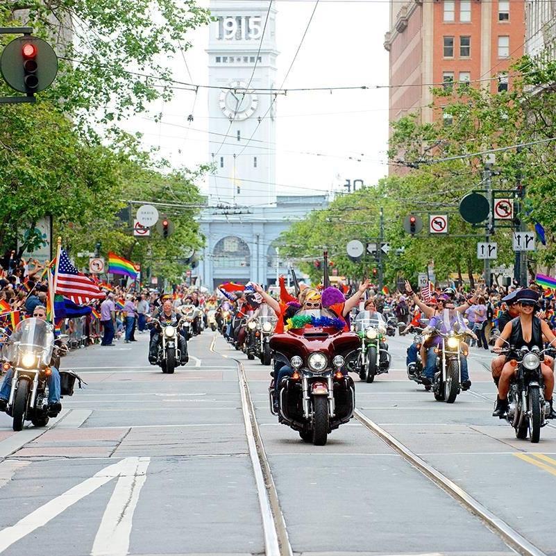47th Annual San Francisco LGBT Pride Celebration and Parade