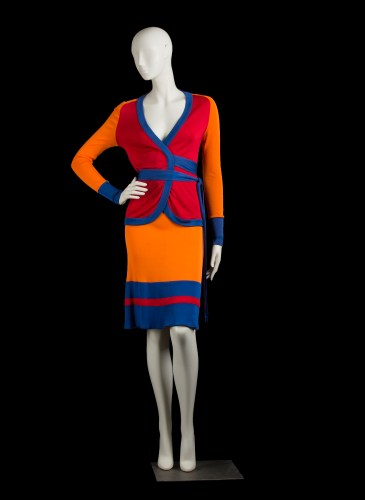 Night Fever - Stephen Burrows_Courtesy of the Texas Fashion Collection