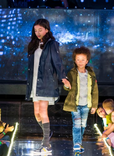 PLAE Fall Fashion Show 2017