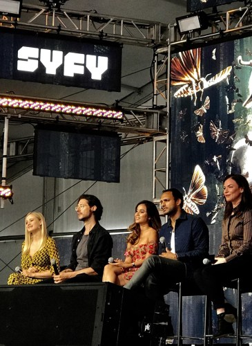 The Magicians Panel