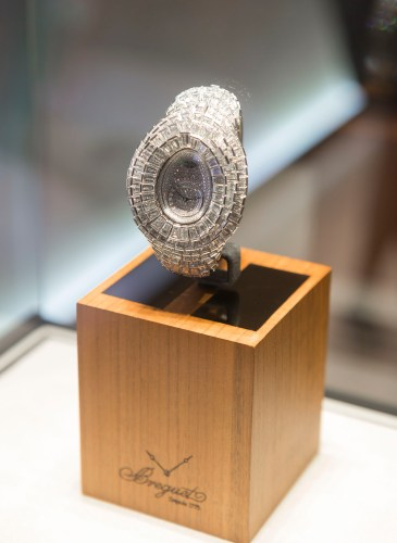 Breguet Reine de Naples at Tourbillon Boutique