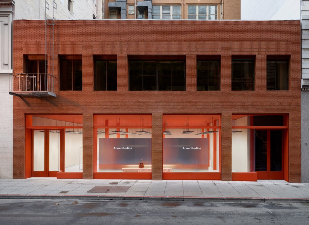 Acne Studios Opens First Store in San Francisco