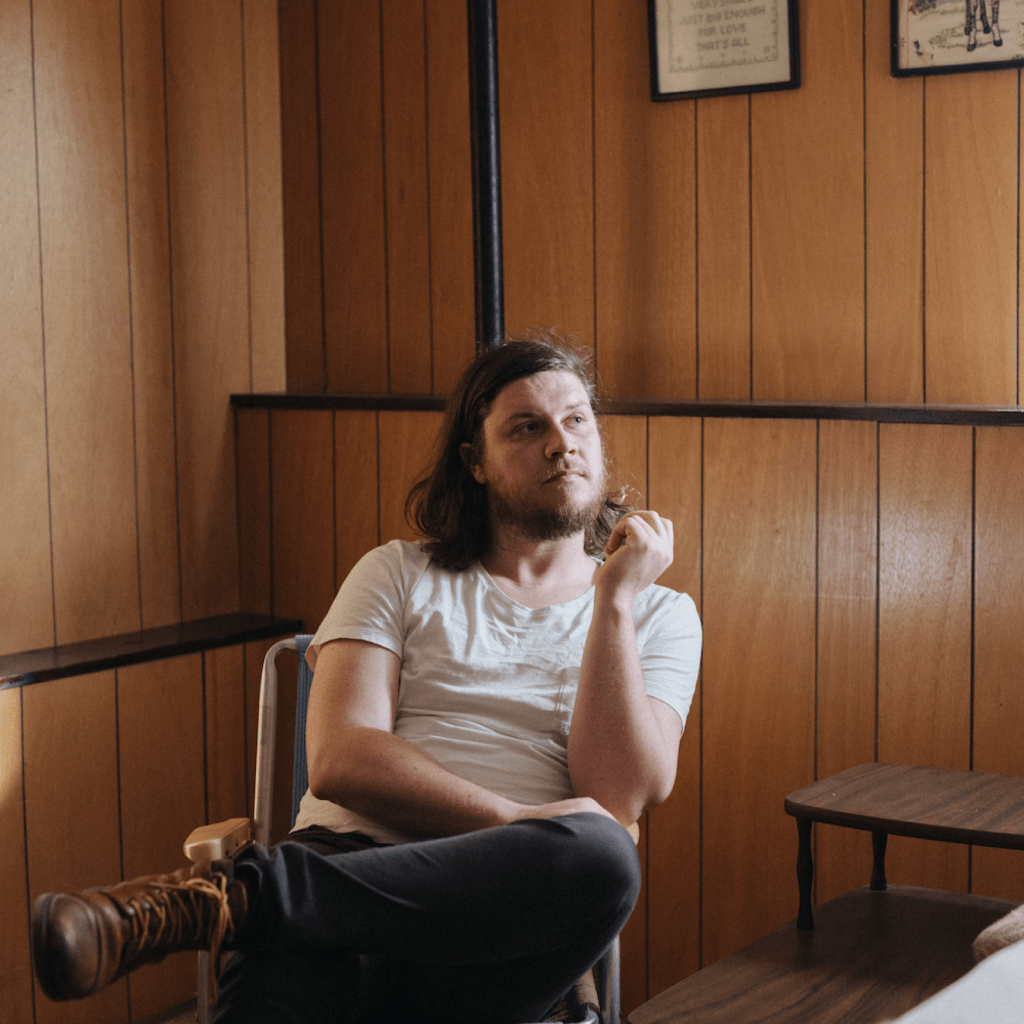 Jordan Klassen On His New Album Big Intruder