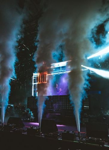 DJ Snake at Voodoo 2017