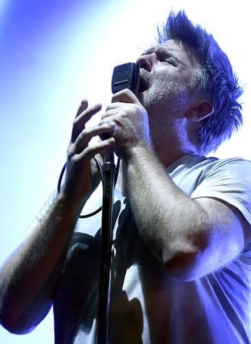 LCD Soundsystem at Voodoo 2017