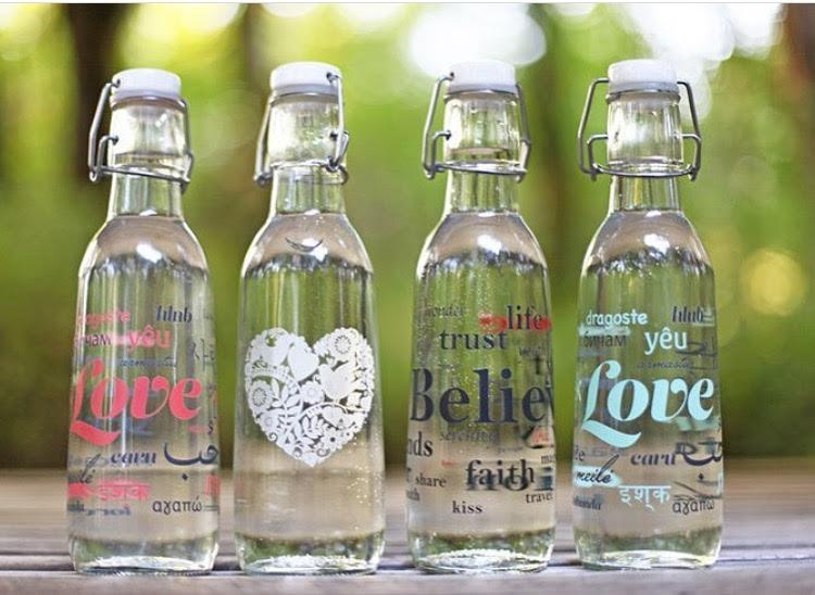 Love in the bottle