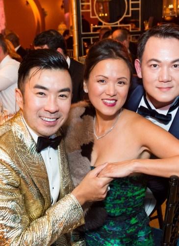 San Francisco Opera Ball 2017