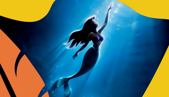 """SF SYMPONY SPARKS NEW LIFE INTO THE ANIMATED CLASSIC, """"THE LITTLE MERMAID""""…"""