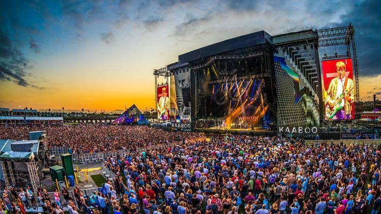 KAABOO DEL MAR SELLS OUT FOR FIRST TIME IN FESTIVALS HISTORY!