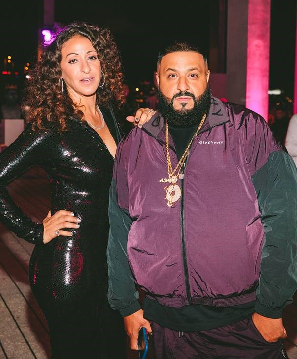 DJ Khaled and Wife Celebrate Birthday with Star-Studded Art Basel Bash
