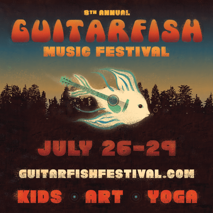 GUITARFISH 2019 TICKETS ON-SALE