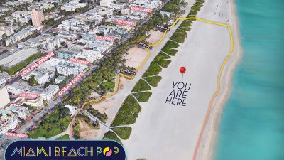 FIRST ANNUAL MIAMI BEACH POP FESTIVAL ANNOUNCED