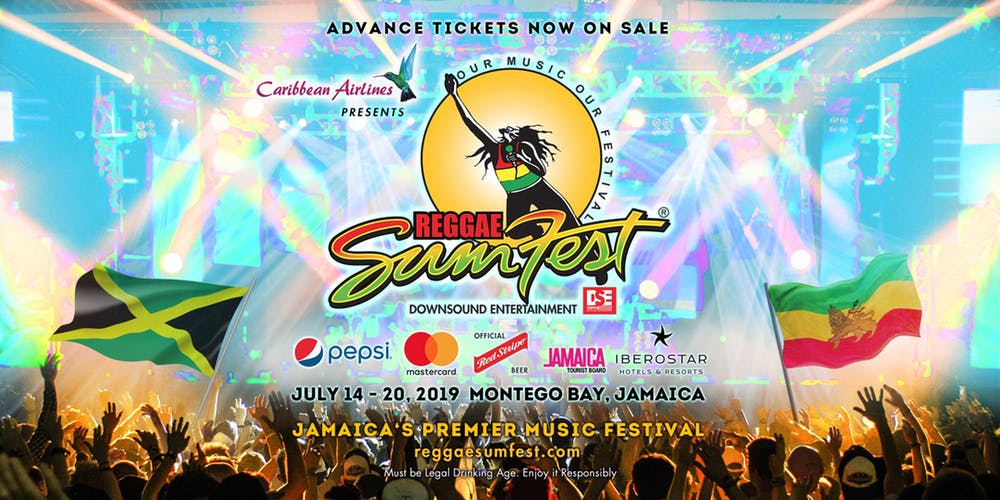 JAMAICA'S ANNUAL SUMFEST 2019 IS BIGGER THEN EVER