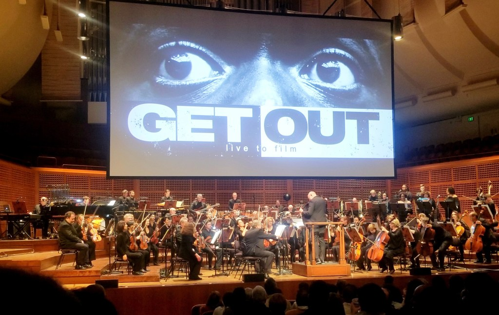 """JORDAN PEELE'S """"GET OUT"""" HITS THE BIG SCREEN ONCE AGAIN WITH THE SF SYMPHONY"""