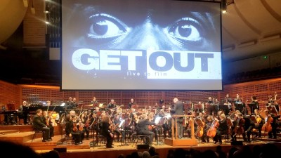 "JORDAN PEELE'S ""GET OUT"" HITS THE BIG SCREEN ONCE AGAIN WITH THE SF SYMPHONY"