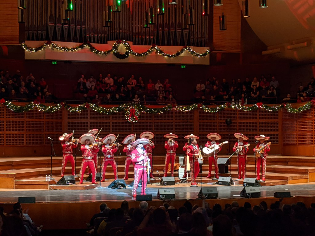 A Merry-Achi Christmas at SF Symphony