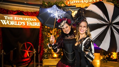 THE 20 TH ANNUAL EDWARDIAN BALL SET TO TAKE OVER THE REGENCY  BALLROOM ONCE AGAIN…