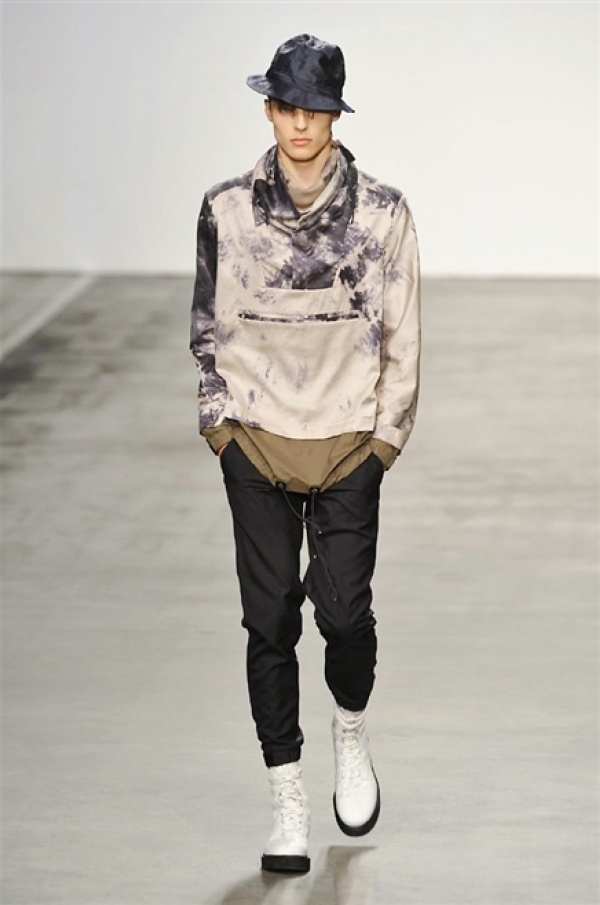 Iceberg SS15 @ Milan Fashion Week: Men