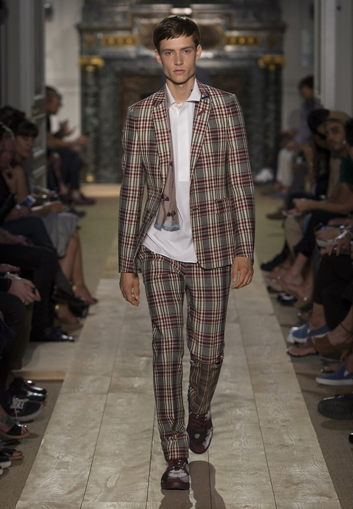 Valentino SS15 @ Paris Fashion Week: Men
