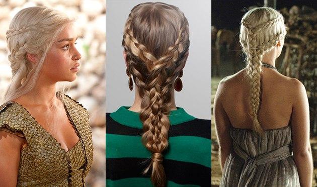 How To Do Khaleesi Game Of Thrones Hair