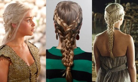 How To Do Khaleesi Game Of Thrones Hair Fshn Magazine