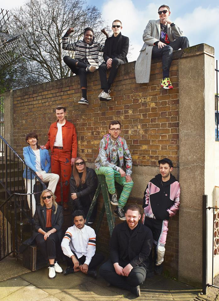 British Fashion Council Announces NEWGEN Men Recipients for Spring/Summer 2015