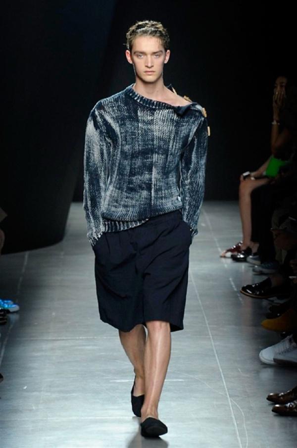 Bottega Venata SS15 @ Milan Fashion Week: Men