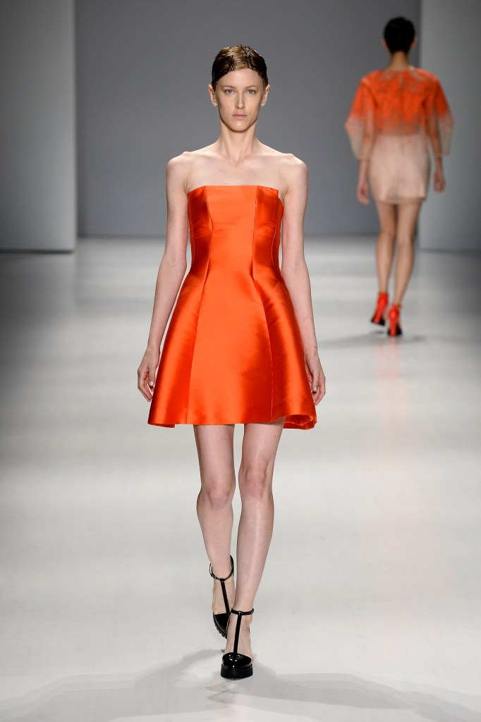 Taoray Wang – Launches Spring 2015 Signature Collection at New York Fashion Week