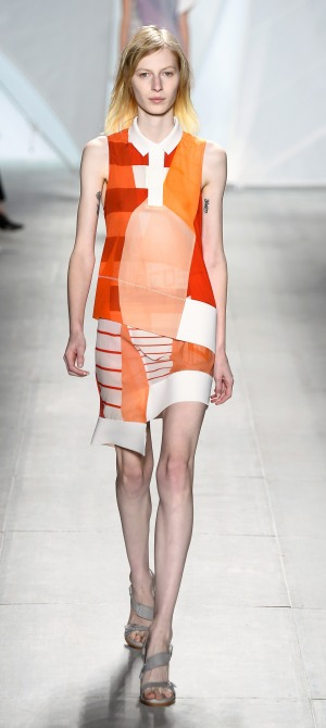 Lacoste At Mercedes-Benz New York Fashion Week S/S15