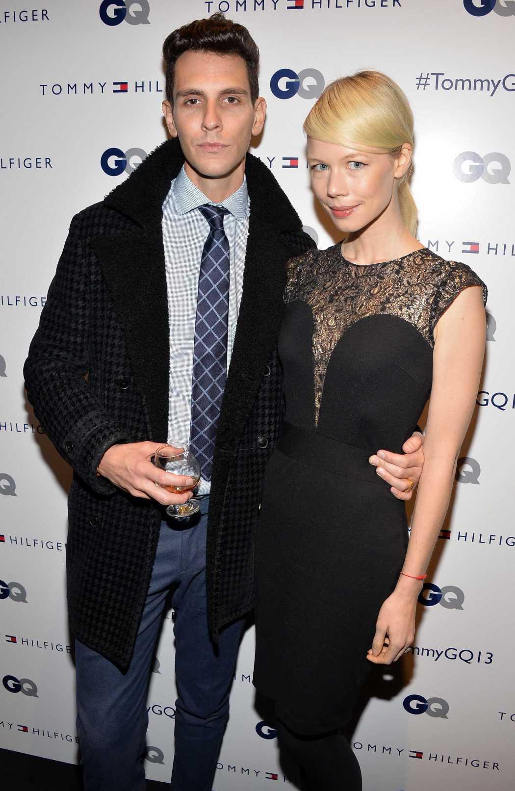 Gabe Saporta & Erin Fetherston