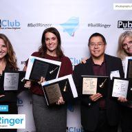 SHIFT 2017 Bellringer Award