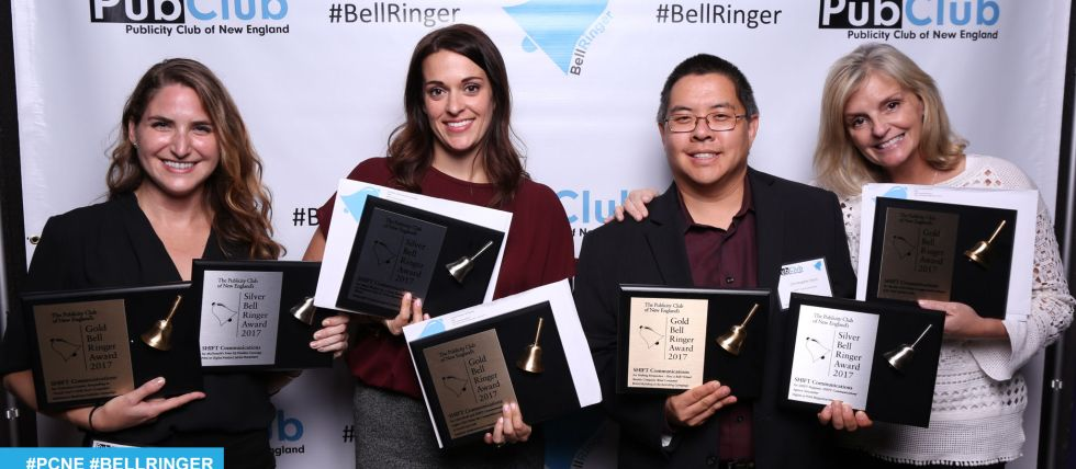 SHIFT 2017 Bellringer Award