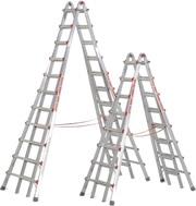 Aluminum Step Ladder, Fiberglass Step Ladder, Step Stands