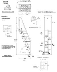 Alternating Step Stairs Plans | Joy Studio Design Gallery ...