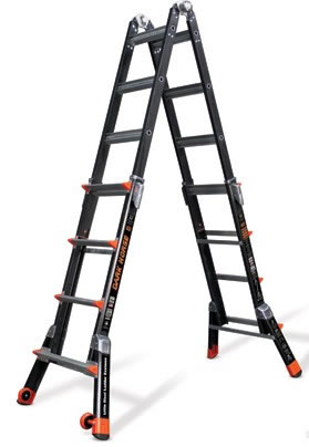Little Giant Dark Horse Ladder Systems