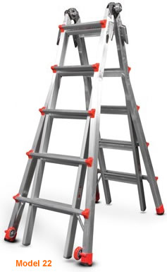 Little Giant Revolution XE Ladder