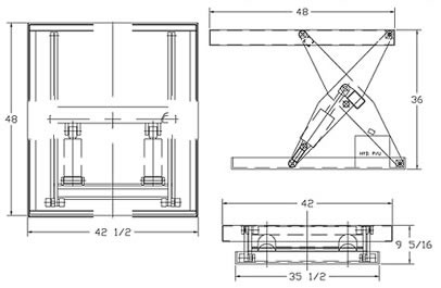 Table Scissor Lift Wiring Diagram. Table. Wiring Diagram