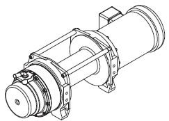 WG Series AC Electric Winches, Powered Winches, Power