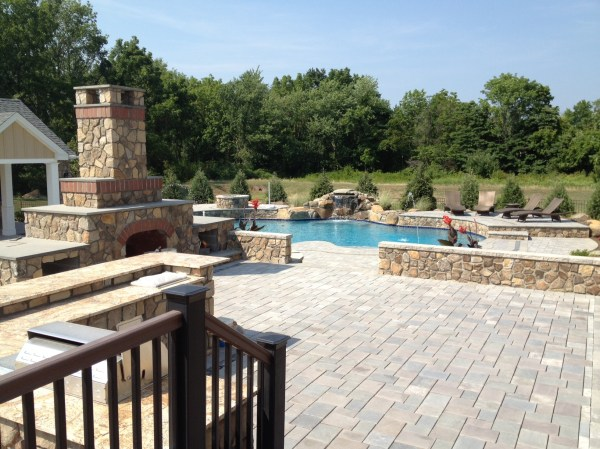 swimming pools archive - landscaping