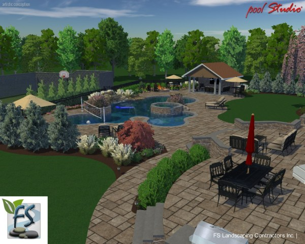 landscaping company nj & pa custom