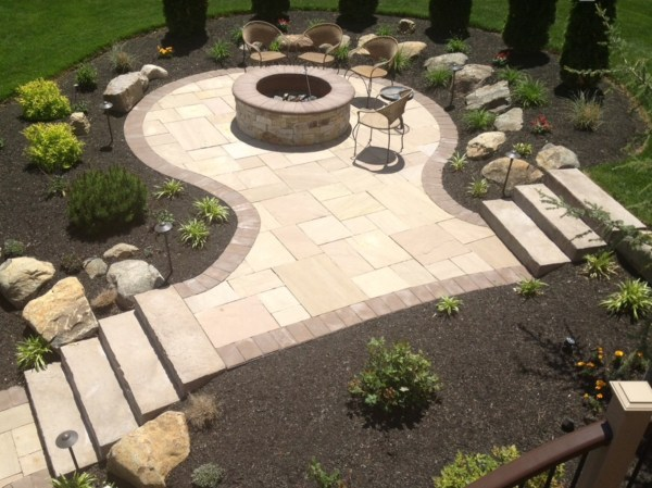 patio ideas archive - landscaping