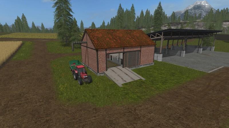 Multi Storage Shed Placeable V 14 Fs17 Farming