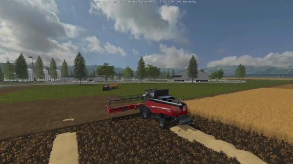 17 Small Town Usa Farming Simulator Map - Year of Clean Water